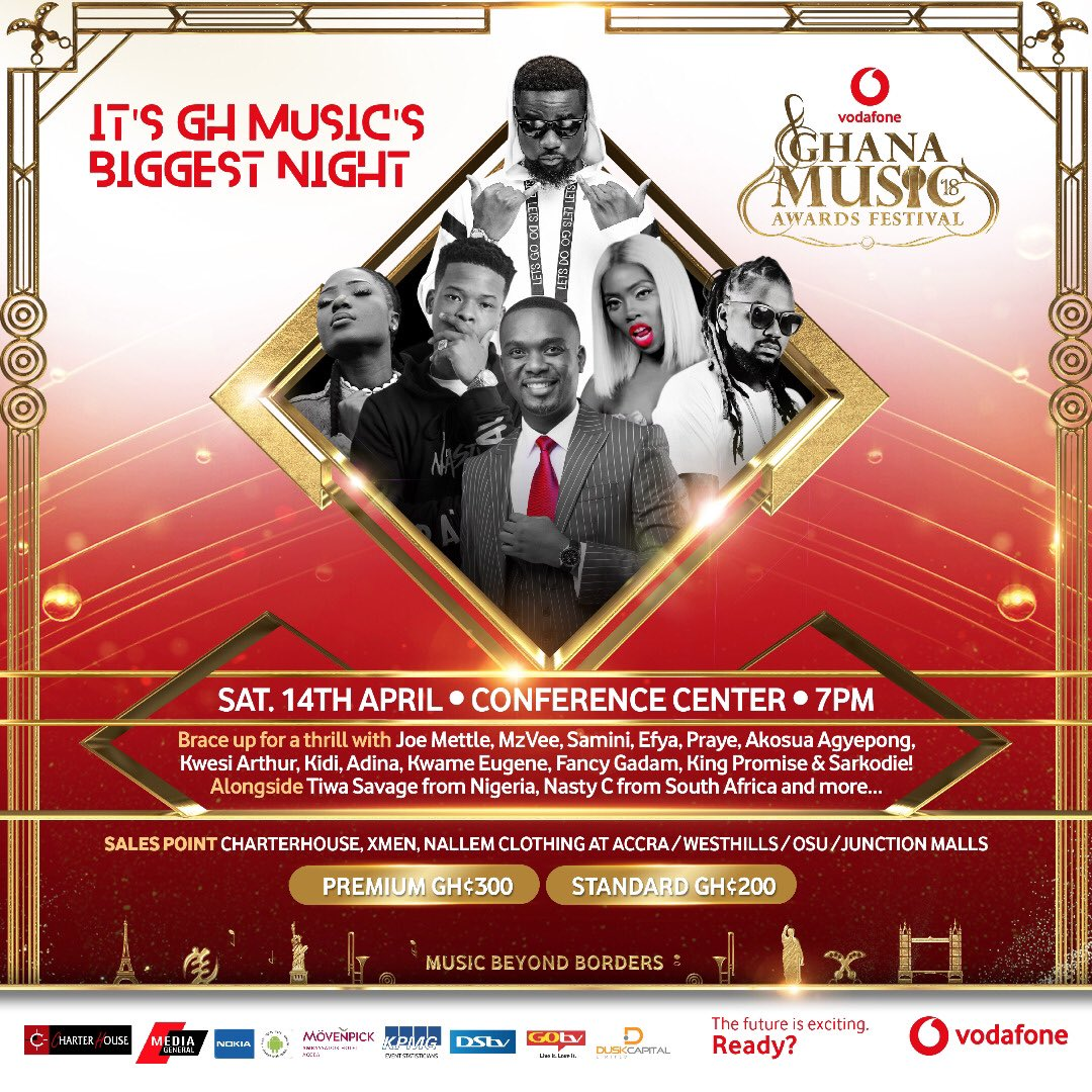 Winners of 2018 VGMAs receive cash prizes