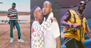 Wizkid begs his fans to vote for Davido as BET's Best International Act