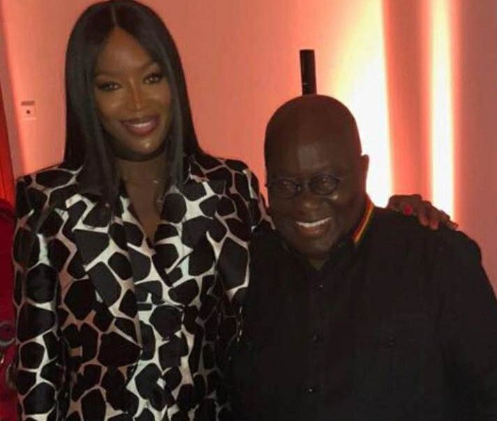 Stormzy, Naomi Campbell and more attend London dinner in honour of Nana Akufo-Addo