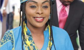 Don't Go Naked To Prove Your Talent – Akosua Agyapong
