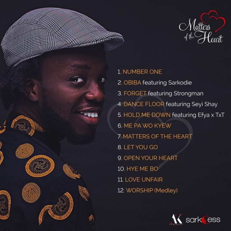Watch Video:  Akwaboah Launches New Album