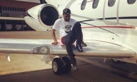 Air OBO': Davido Acquires Private Jet