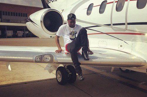 Air OBO': Davido Acquires Private Jet