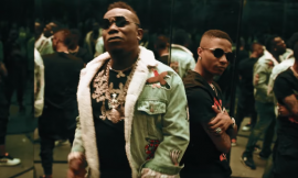 VIDEO: Duncan Mighty And Wizkid Show They Perfect Rhythm In Video Of 'Fake Love'