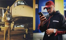 10 things you need to know about Davido's new N9.7 billion private jet