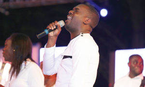 Joe Mettle Headlines Gospel Impact Festival In Côte D'Ivoire