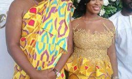 Photos From Ghanaian Actor, John Dumelo's Wedding