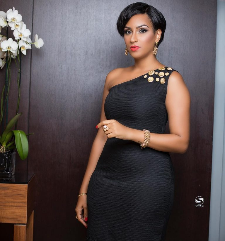 Juliet Ibrahim Indirectly Jabs Iceberg Slim For 'Dumping' Her?