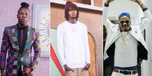 Shatta Wale Is The Greatest Ever African Artiste So Never Compare Stonebwoy To Him- Says Jamaican Dancehall Act Alkaline