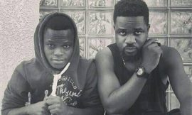 LISTEN: Awal Apologizes To Sarkodie In 'Prodigal Son' Song