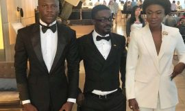 Photos: Here's how much Zylofon CEO spent on the BET Awards gold coins