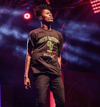I Don't Charge GH40,000 For A Show – Kwesi Arthur