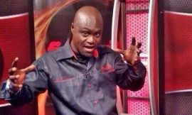 CountryMan Songo Cries As He Comes Back On Air