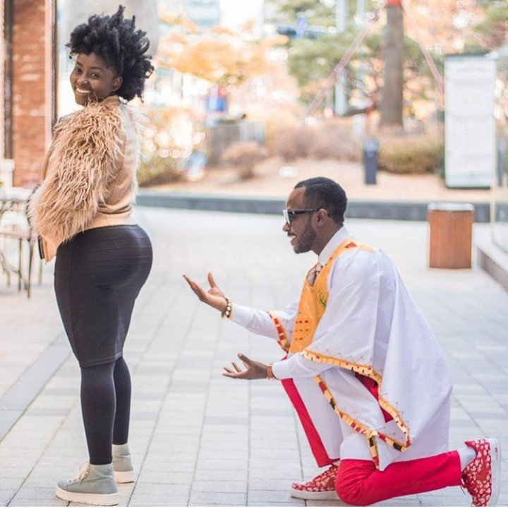 The Greatest Feeling Ever Is Relaxing Your Head On A Big Butt After Work– Okyeame Kwame