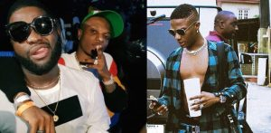 Wizkid Reunites with Skales at One Africa Music Fest