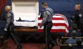 PHOTOS: U.S Dog Given A State Burial