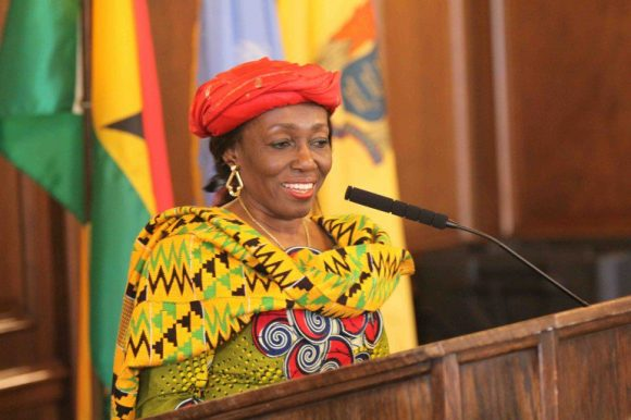 I'm Very Happy NPP Is In Power — Nana Konadu Agyemang Rawlings