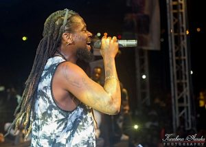 Samini Rocks Show In Italy; Patrons Call For Comeback Concert