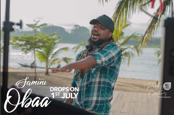 Samini To Drop New Single, 'Obaa', On Today ,1  July