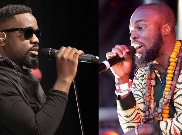 VIDEO: Sarkodie Causes Commotion At M.anifest's Concert