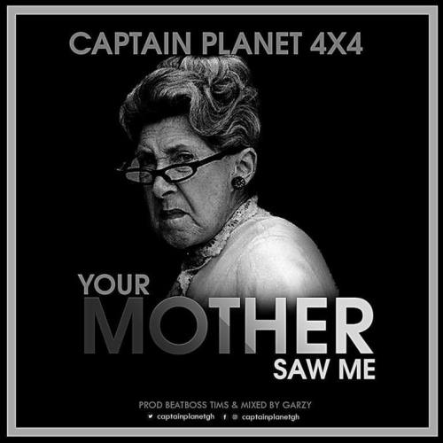 Captain Planet Drops New Single 'Your Mother Saw Me' (AUDIO)