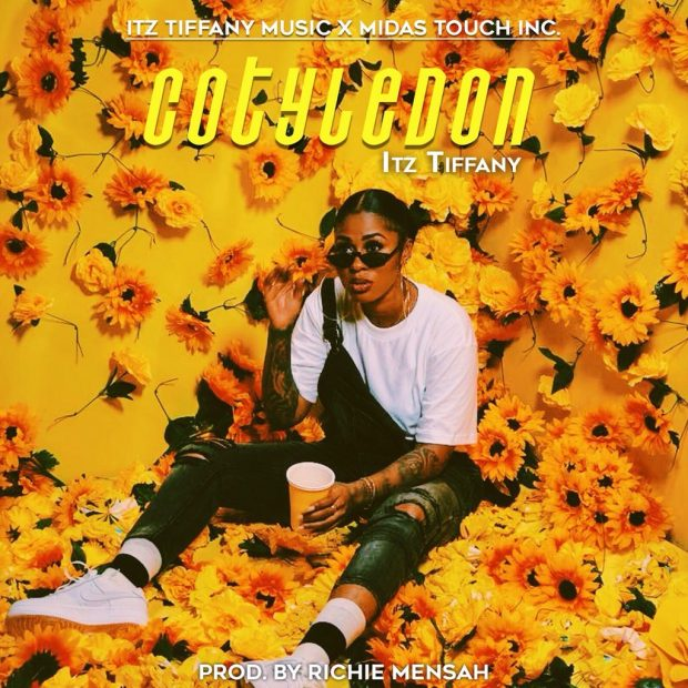 Itz Tiffany Drops News Single 'Cotyledon' (VIDEO)