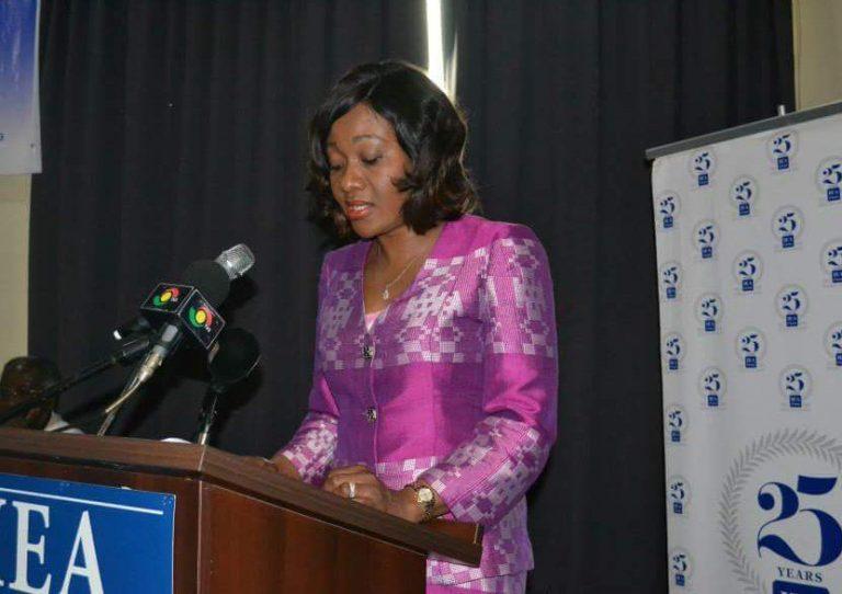 IEA Boss, Jean Mensah Nominated For EC Chair