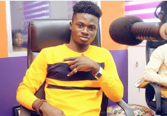 I Never Said I Wanted To Be Like Wizkid, But He Is My Target – Kuami Eugene