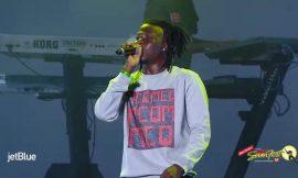 Photos Of Stonebwoy At Reggae Sumfest