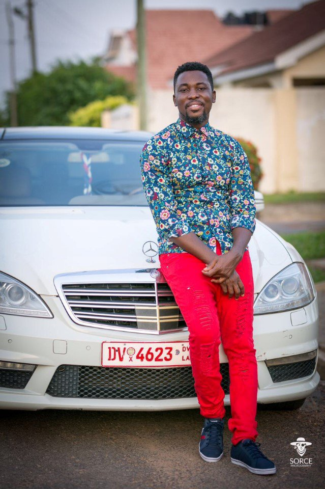 A Plus Weighs In On Ebony's Dad, Nana Opoku Kwarteng