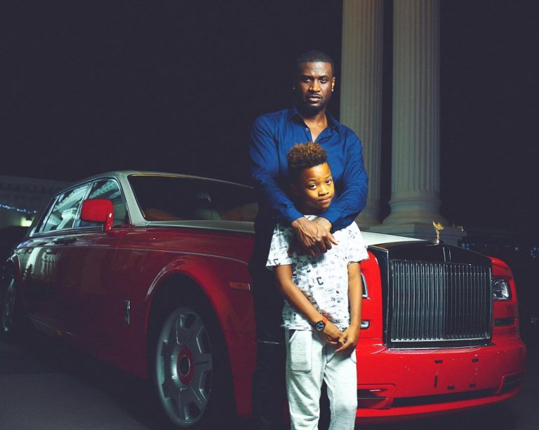 Paul Okoye Wishes Peter's Son, Cameron a Happy Birthday and Calls Him Family