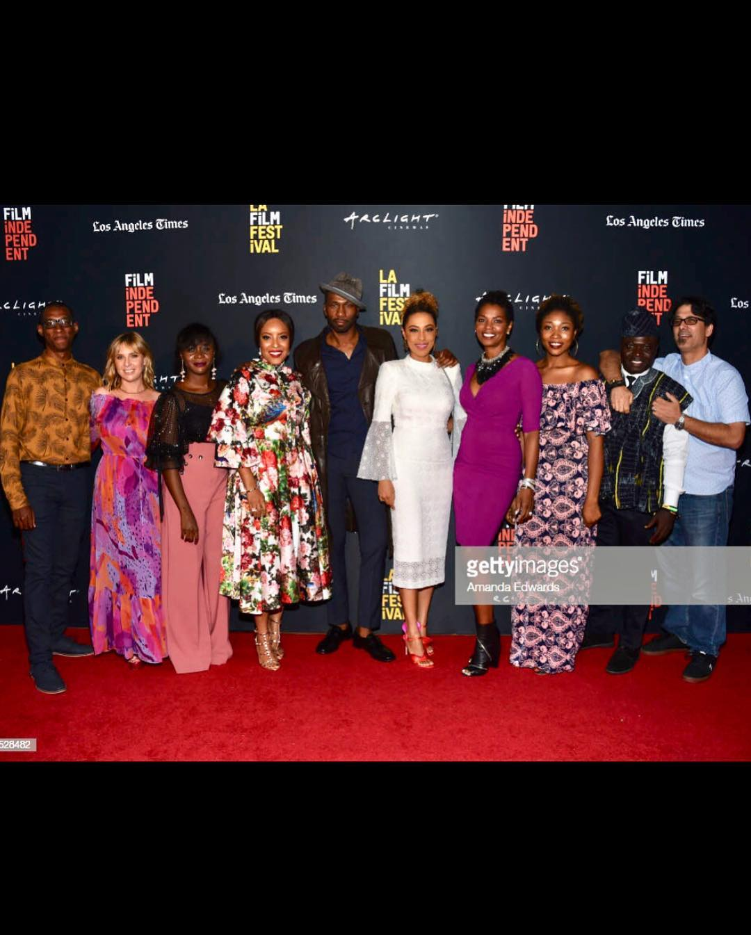 Los Angeles: Joselyn Dumas, Nikki Samonas Attend Premiere For '40 & Single'(PHOTOS)