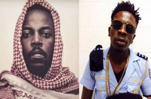 Watch Video: Kwaw Kese Shows Shatta Wale His Mansion and Cars
