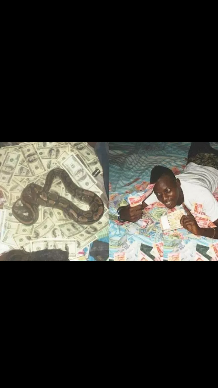 I Regret Killing My Mother for My Money Ritual – 20 Years Old Boy Confess