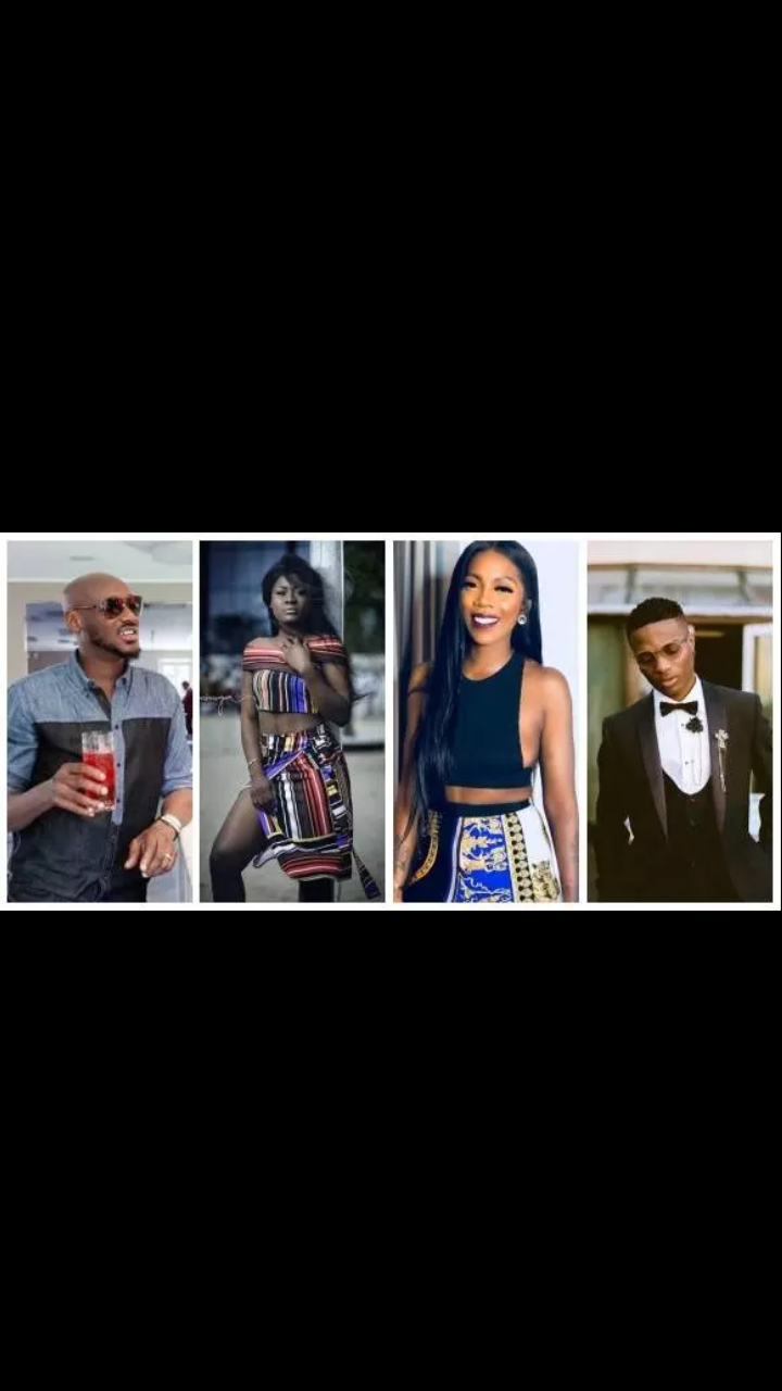 Tiwa Savage, Wizkid, Alex, others celebrate 2Face 43rd birthday