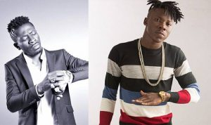 I Can't Shut Up – Stonebwoy On Feud With Shatta Wale