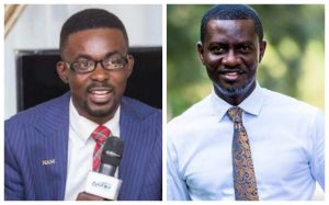 Menzgold CEO insults Joy News' Isreal Laryea for attempting to 'ruin' his business