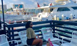 Salma Mumin Shares Photos Of Her Vacation