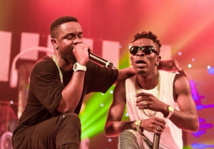"Sarkodie Endorses Shatta Wale's Reign Album After Brutally Jabbing Him In A New Song ""Advice"" –"