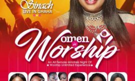 Sinach Headlines 'Women In Worship' Concert