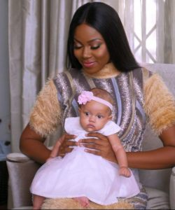 I Will Release My Wrath On Anyone Who Will 'Attack' My Daughter- Yvonne Nelson