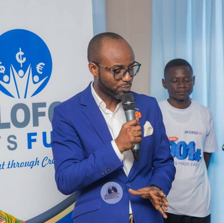 Zylofon Arts Fund To Employ 1000 Young Ghanaians