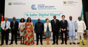 """""""GOV'T CREATING SAFE AND SECURE CYBER SOCIETY"""" – PRESIDENT AKUFO-ADDO"""