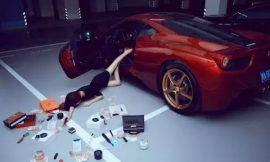 China's rich post photos lying face down surrounded by luxury goods in 'flaunt your wealth' social media craze