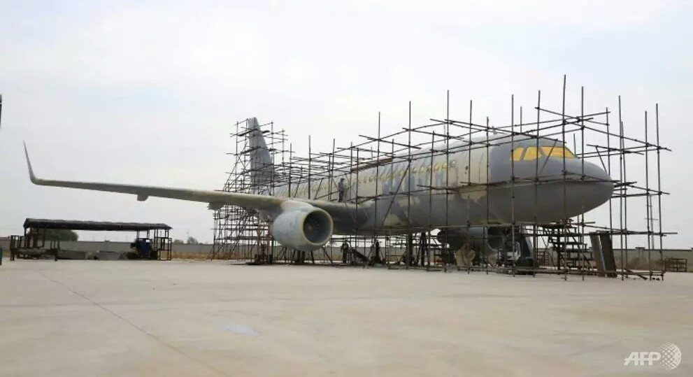 Breaking News: A Chinese farmer couldn't fly a plane, so he built one