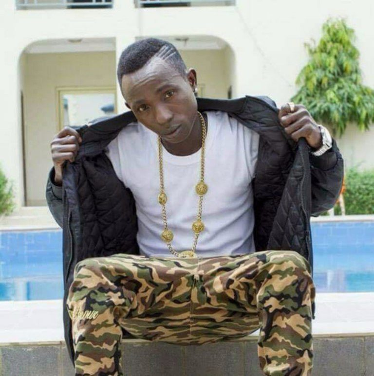 Photo :Patapaa Allegedly Buys A Brand New Lamborghini Car Which Worth $274,390