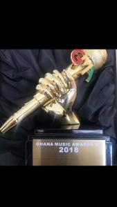 Ghana Music Awards UK 2018: Check Out The Full List Of Winners