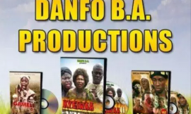 Movie Producer Danfo B.A. Dead