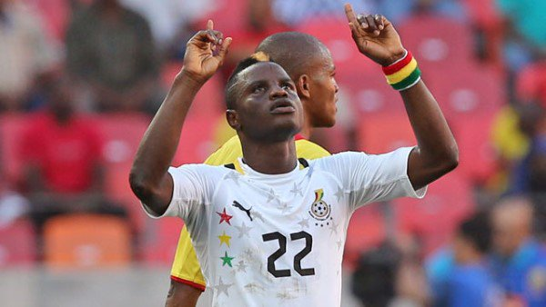 'I'm Very Well, Thank God' – Mubarak Wakaso Speaks After Surviving A Serious Accident