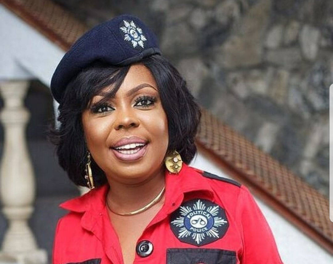 Afia Schwarzenegger Calls Baby Blanche ' Ashawo' And More In Latest Instagram Post